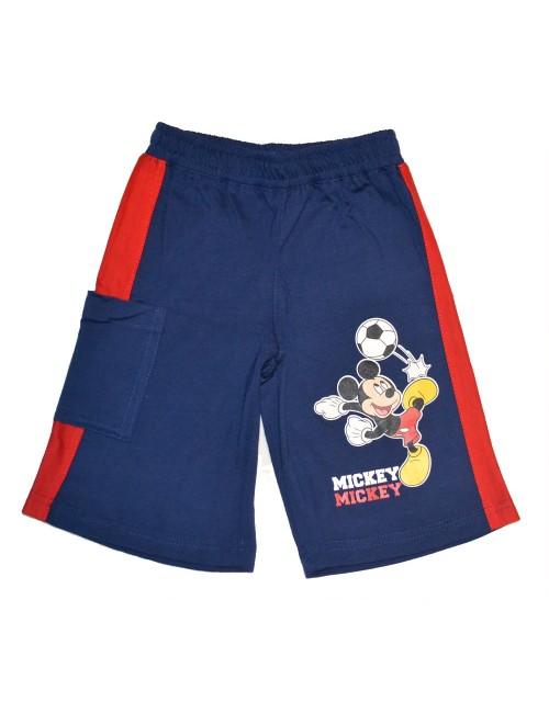 Pantaloni scurti Disney Mickey Mouse, bleumarin