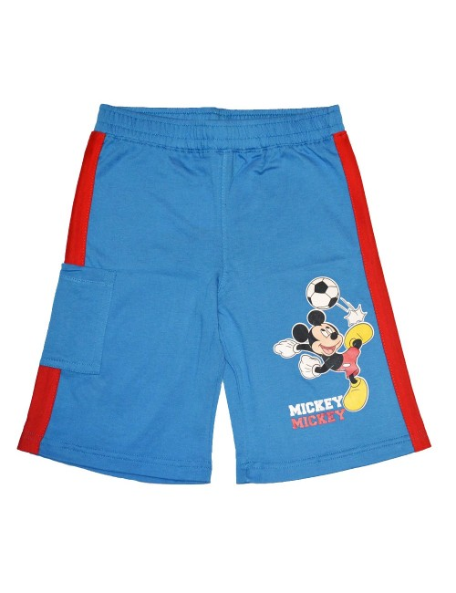 Pantaloni scurti Disney Mickey Mouse, bleu