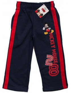 Pantaloni sport baieti 3-8 ani Disney Mickey Mouse