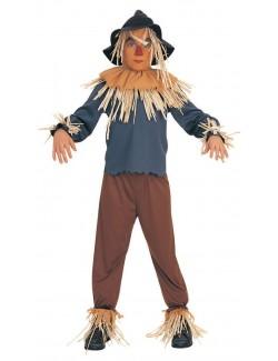 Costum carnaval copii: Sperietoare de ciori (Scarecrow)