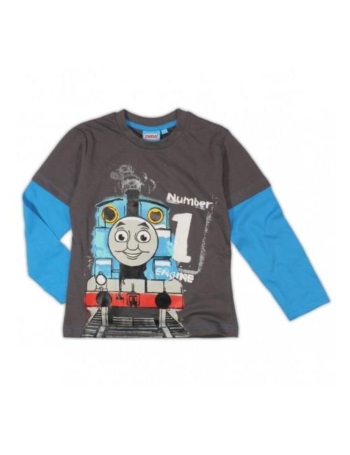 Bluza cu maneca lunga Thomas si Prietenii, 2-7 ani