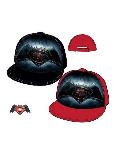 Sapca Batman vs. Superman marimea 58