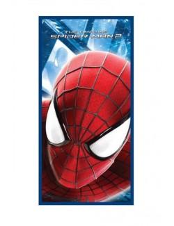 Prosop plaja Spiderman 70x140 cm microfibra
