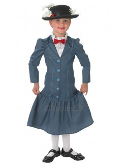 Costum carnaval - serbare copii Mary Poppins DeLuxe