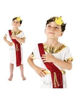 Costum carnaval: Baiat Roman Rubie's