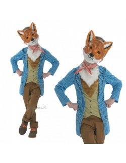 Costum carnaval copii Fantasticul Mr. Fox Rubie's