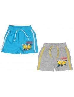 Pantaloni scurti pentru copii Minions 3 - 8 ani