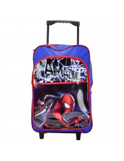 Ghiozdan tip troler Spiderman 40*27*12 cm