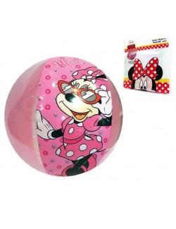 Minge de plaja Disney Minnie Mouse 45 cm
