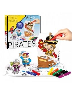 Set creatie copii: Piratii