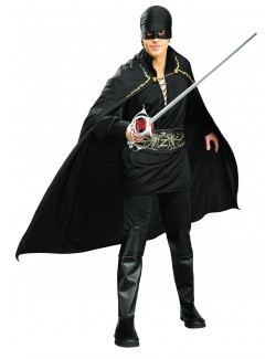 Costum carnaval adulti: ZORRO - X-Large