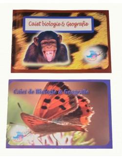 Caiet de Biologie & Geografie, 16 file, Katy Paper