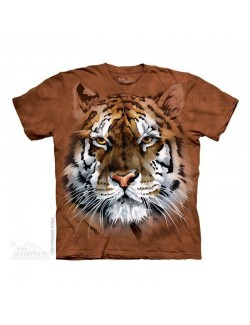 Tricou The Mountain adulti: Fierce Tiger