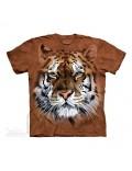 Tricou The Mountain adulti: Fierce Tiger