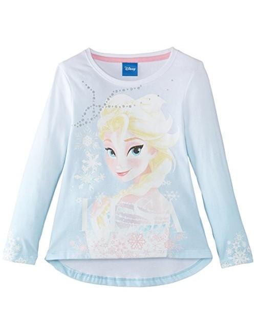 Bluza Elsa Disney Frozen, copii 4 - 6 ani, bleu