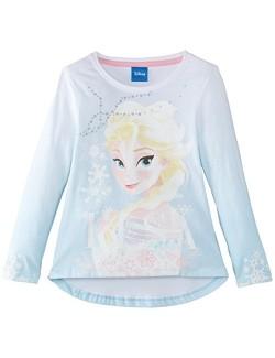 Bluza bleu Elsa Disney Frozen 4-8 ani