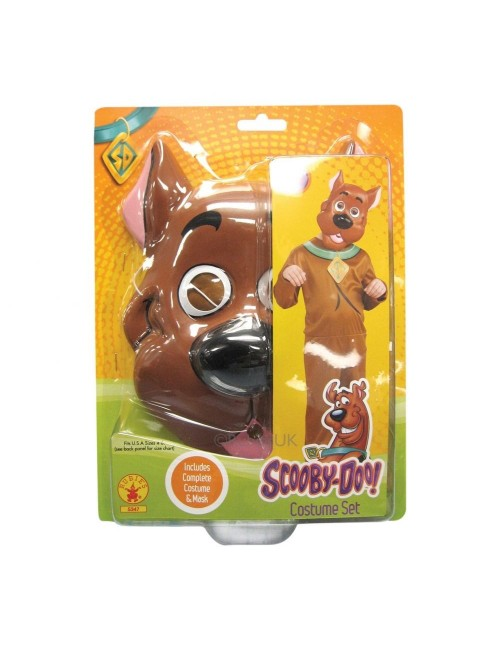 Costum carnaval copii Scooby Doo Rubies