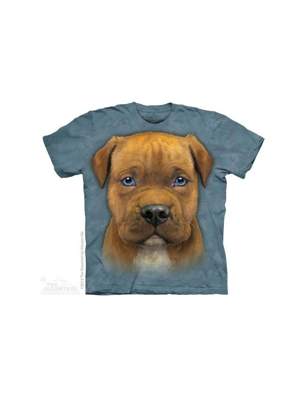 Tricou The Mountain copii: Pit Bull Puppy