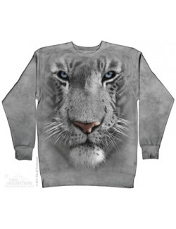 Bluza flausata adulti The Mountain: White Tiger