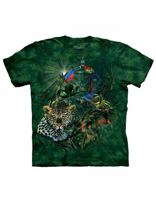 Tricou The Mountain adulti: Rainforest Gather