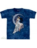 Tricou adulti: Frost Moon by The Mountain