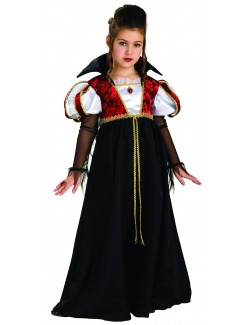 Costum carnaval - Halloween: Regina Vampirilor Rubie's