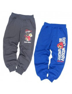 Pantaloni sport copii, Angry Birds, 4 - 10 ani