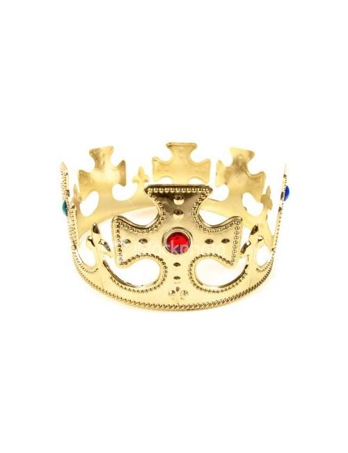 Coroana regala - Accesoriu serbare-carnaval