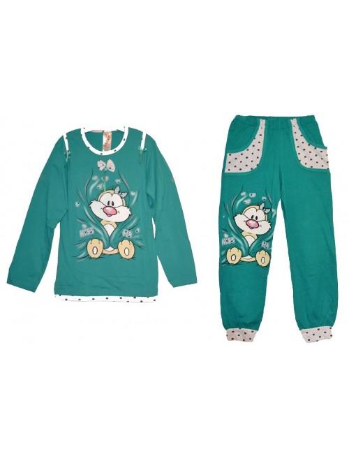 Pijamale manneca lunga femei, diverse modele