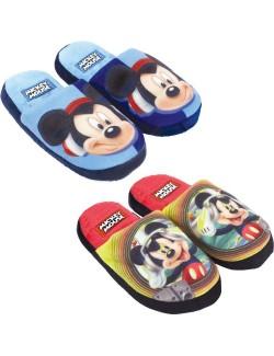 Papuci de casa Disney Mickey Mouse