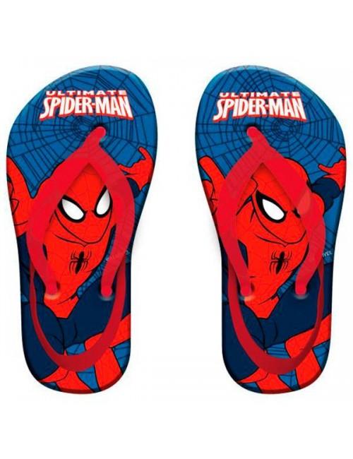 Papuci de plaja cu bareta, Spiderman, 22 - 27
