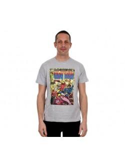 Pijama de vara barbati Marvel Avengers