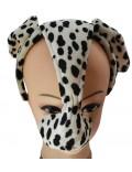 Bentita - masca Dalmatian, din plus, pentru copii
