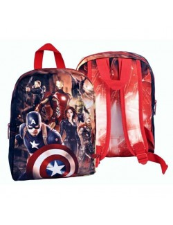 Ghiozdan Marvel Avengers, 25x 32 x 10 cm