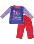 Pijama plusata baieti 6 - 10 ani, Tom&Jo