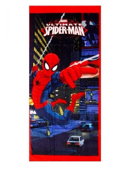 Prosop plaja bumbac Ultimate Spiderman 70*140 cm