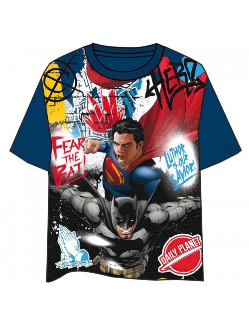 Tricou copii Batman vs. Superman 6-8-10 ani