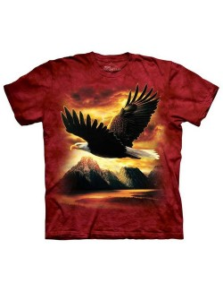 Tricou adulti The Mountain: Eagle