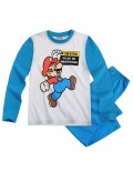 "Pijama copii Nintendo Mario ""Play in progress"""