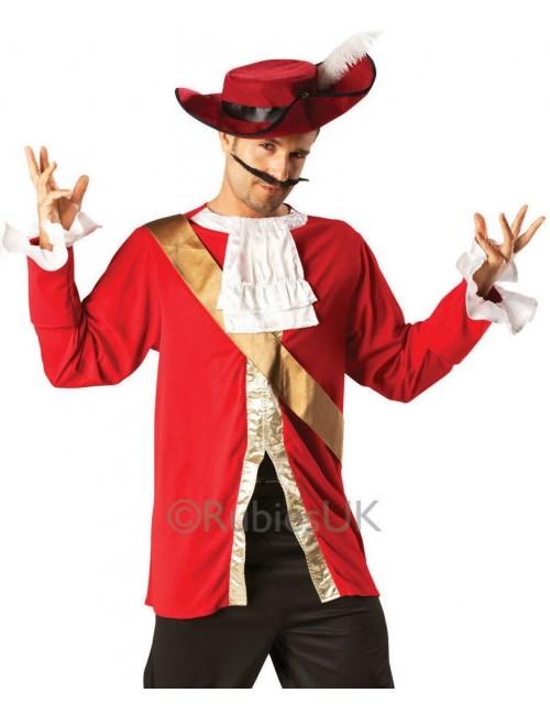 Costum adulti: Capitanul Hook (Peter Pan) Rubie's