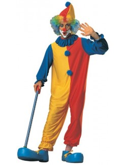 Costum de carnaval adulti, Clown, Rubie's
