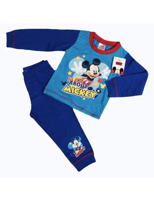 Pijamale copii, Mickey Mouse, 1 - 3 ani