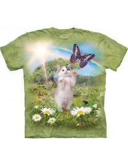 Tricouri copii 3D, The Mountain: Kittys Dreamland