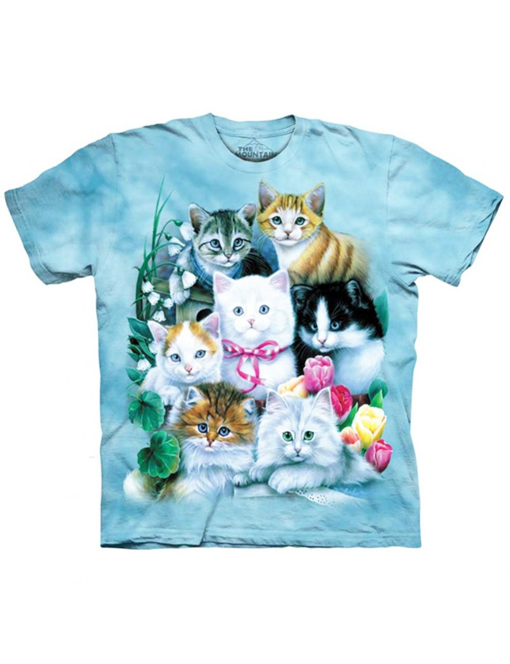 Tricou 3D copii, The Mountain: Kittens