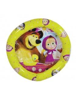 Piscina gonflabila Masha si Ursul 60 cm