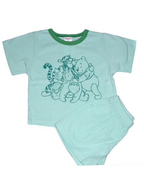 Pijama vara bebelusi 18 luni, imprimeuri diverse