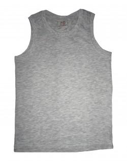 Tricouri Zara fara maneci, copii 4 -14 ani, gri