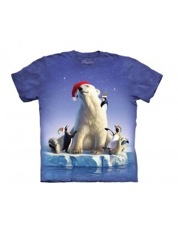 Tricou copii The Mountain: Polar Party