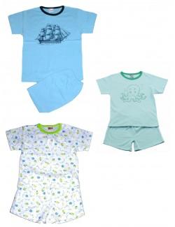 Pijamale de vara Karababy, copii 6 ani