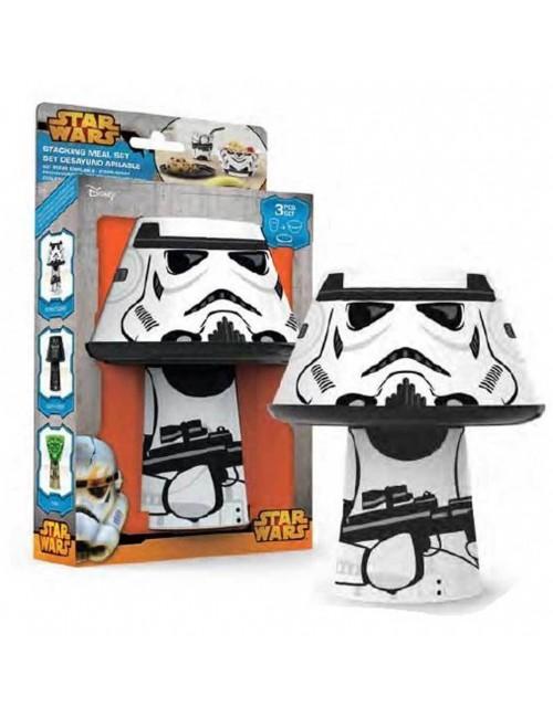 Set masa 3 piese: Star Wars Storm Trooper
